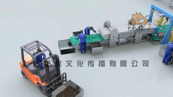 机械三维动画制作图片